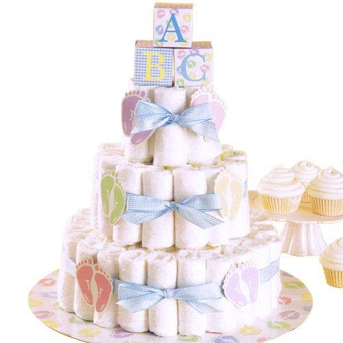 Wilton Baby Shower Cakes
