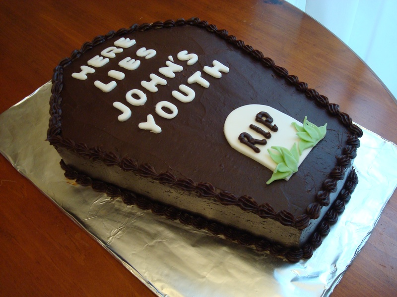 40th Birthday Cake Ideas for a Man
