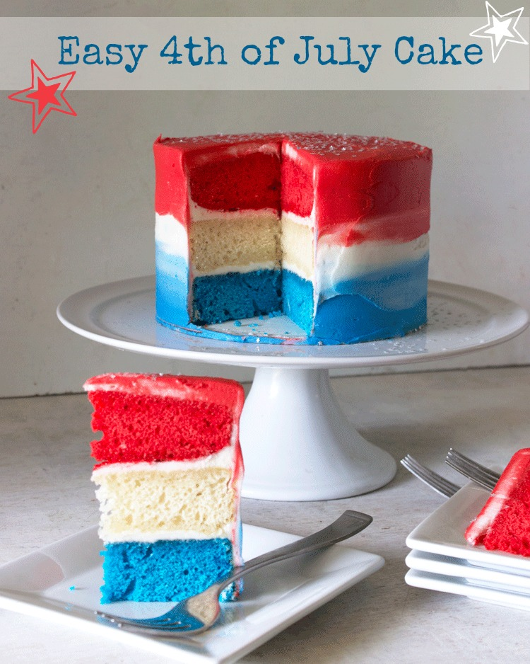 4th of July Cake Ideas
