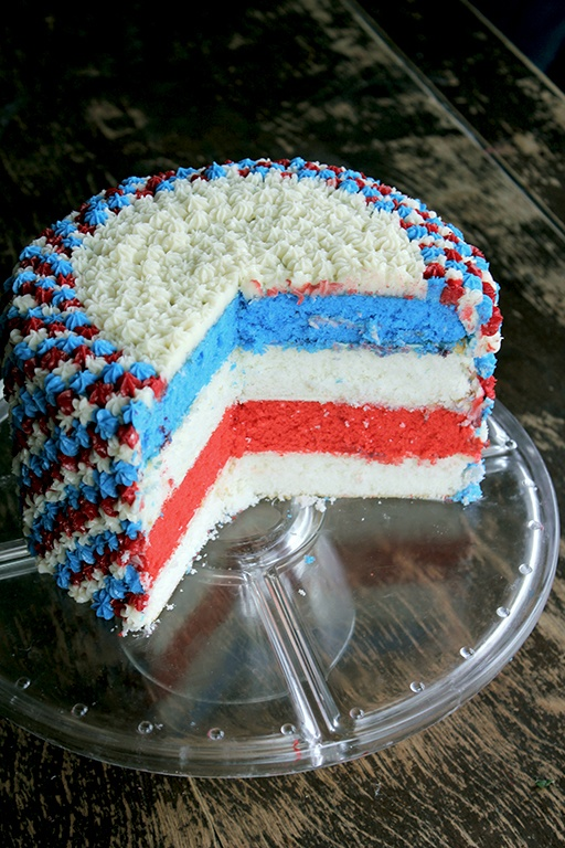 4th of July Desserts and Cakes