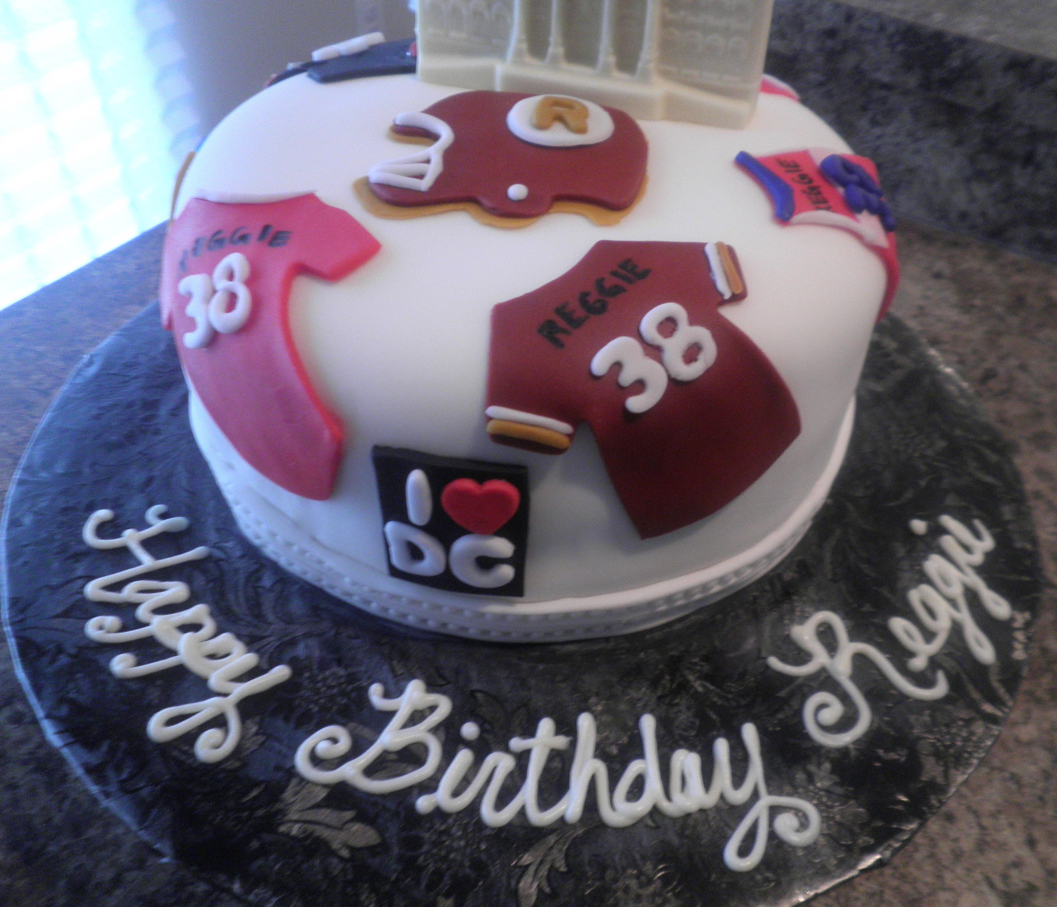 Birthday Cake Washington DC