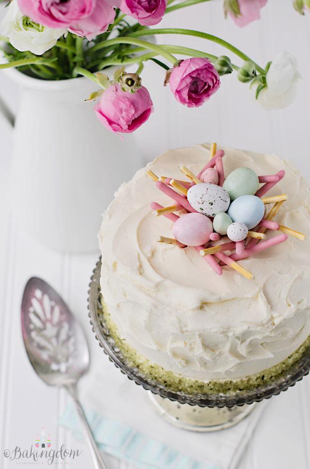 Cake Elegant Happy Easter Images