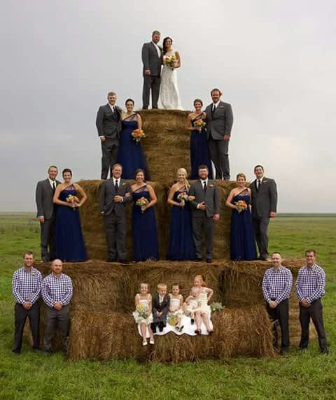 Country Weddings Photography Ideas