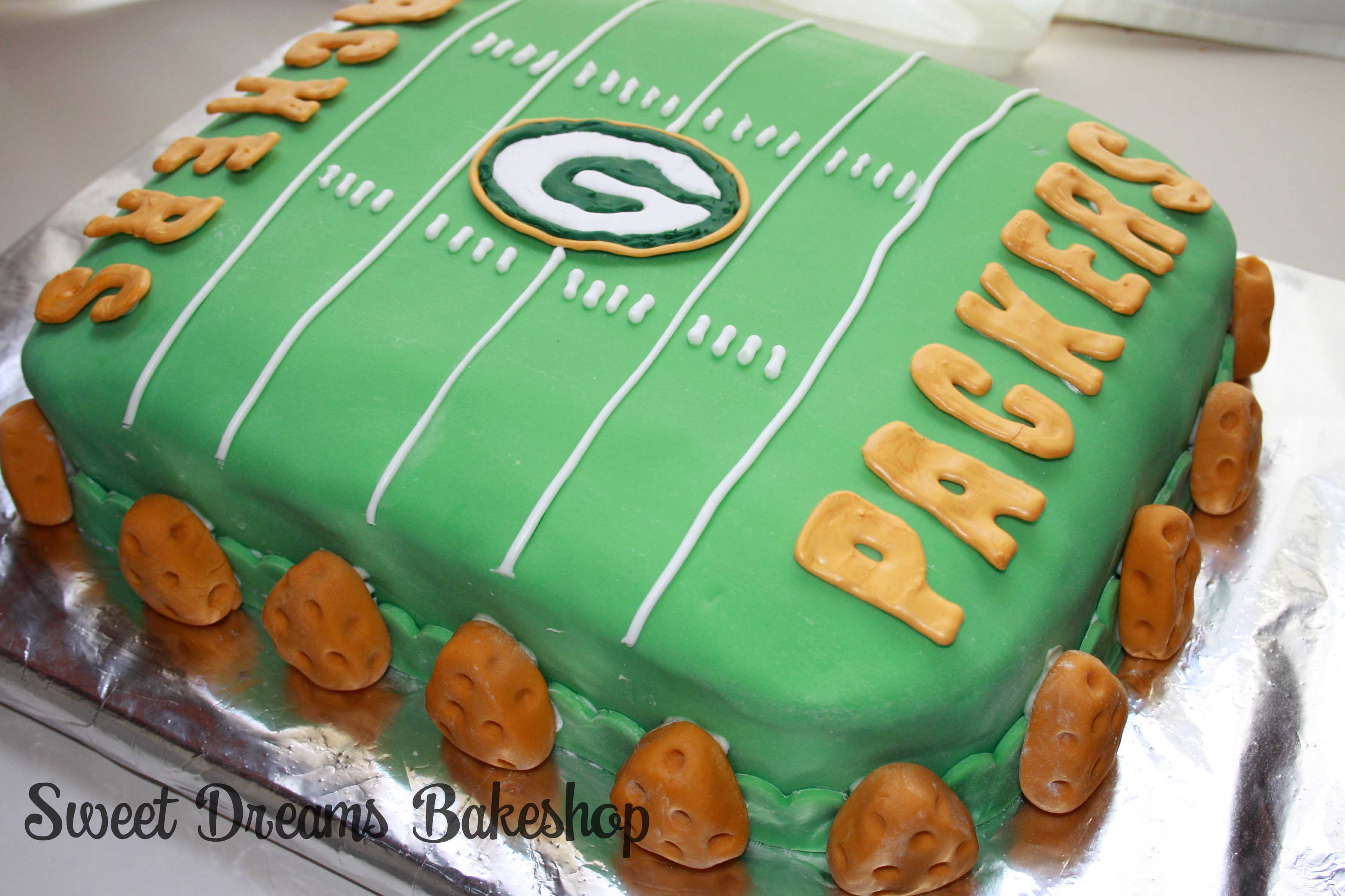Miraculous 9 Cakes Happy Birthday Packer Fan Photo Green Bay Packers Happy Personalised Birthday Cards Veneteletsinfo