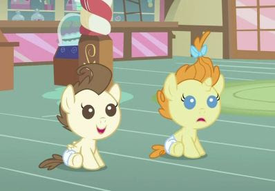 My Little Pony Friendship Is Magic Baby Cakes