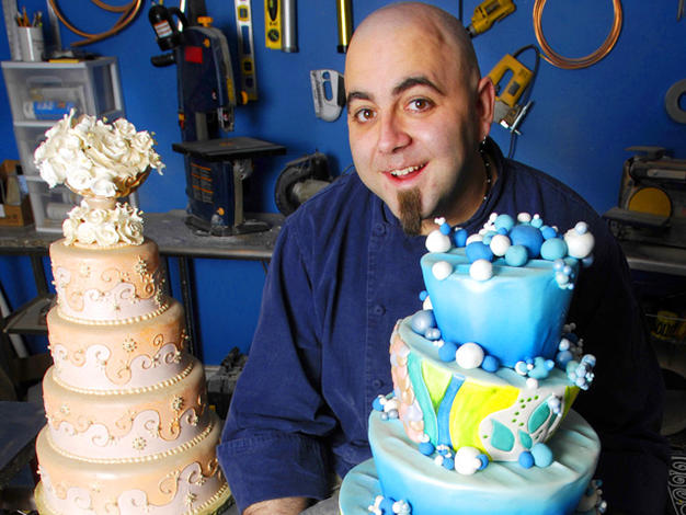 Obama Inauguration Cake Duff Goldman