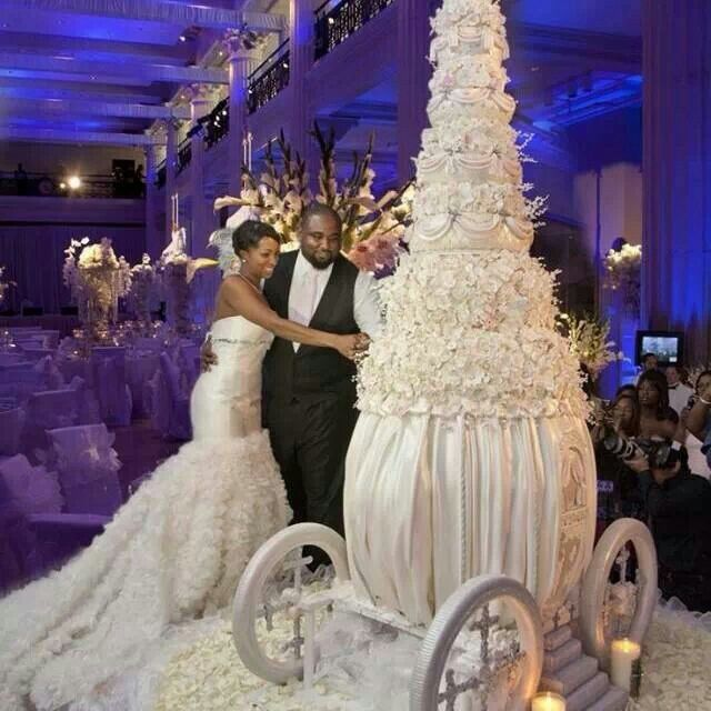 Over Top Wedding Cakes