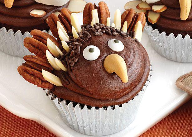 Safeway Chocolate Cupcakes