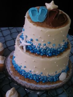 Sand for Beach Theme Cake with Brown Sugar