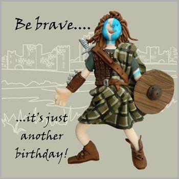 Scottish Happy Birthday Wishes