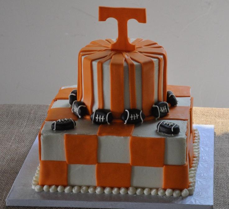 University of Tennessee Cake Ideas