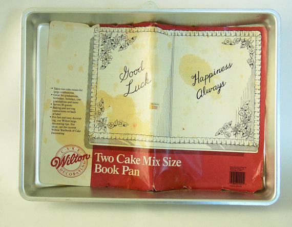 Vintage Wilton Cake Decorating Books