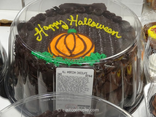 All American Chocolate Cake at Costco