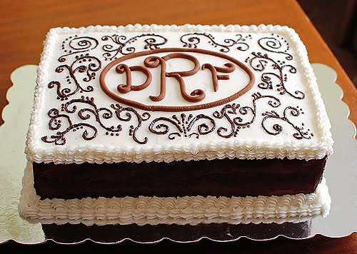 Birthday Sheet Cake for Man
