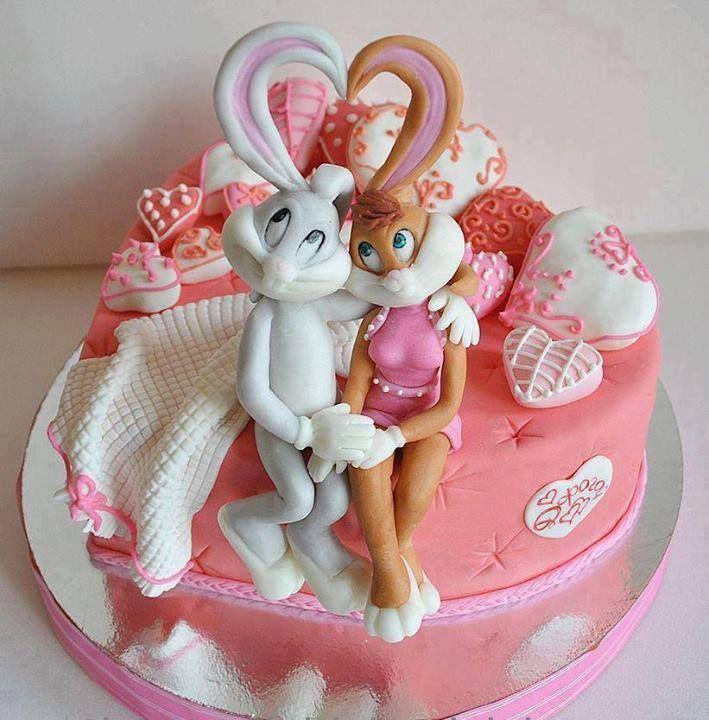 10 Photos of Cutest Bunny Cakes