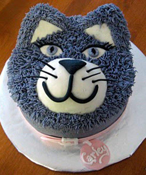 Cat Birthday Cake Ideas