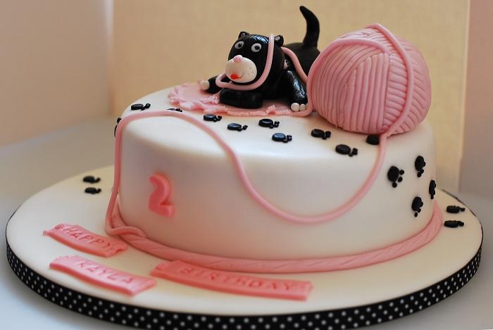 Cat Cake Ideas