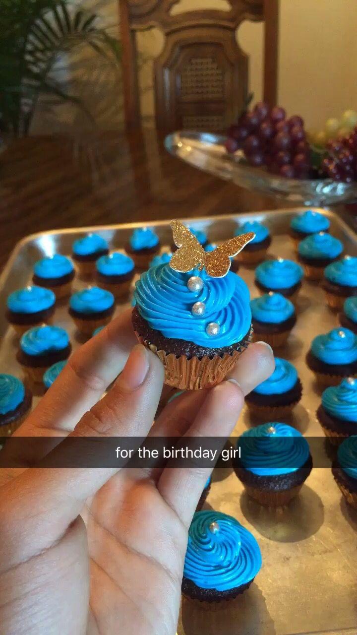 Cinderella Glass Slipper Cupcake
