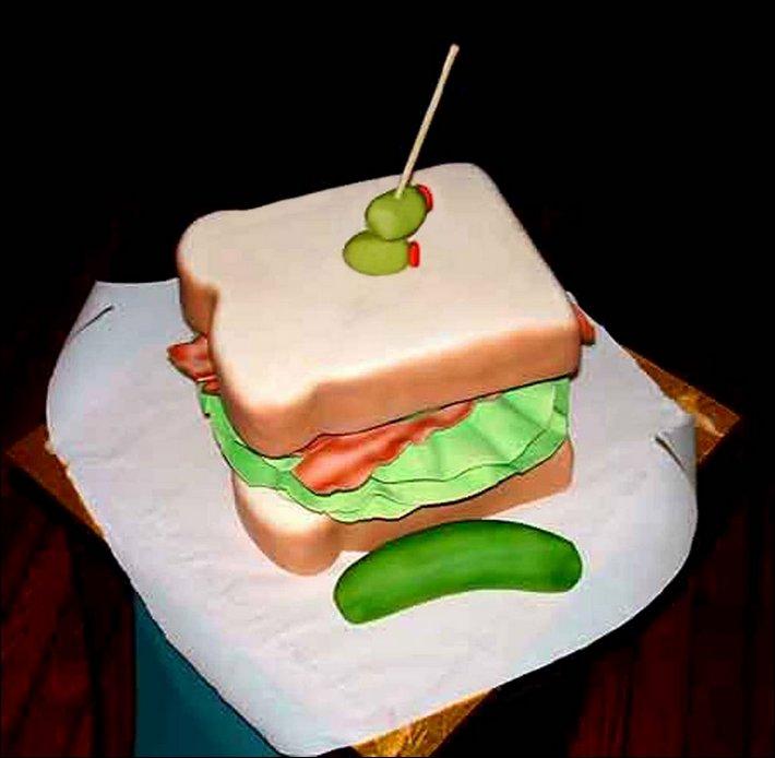 Cool Amazing Cake
