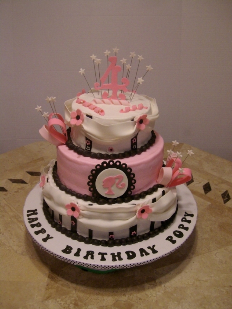 Cool Birthday Cake Idea