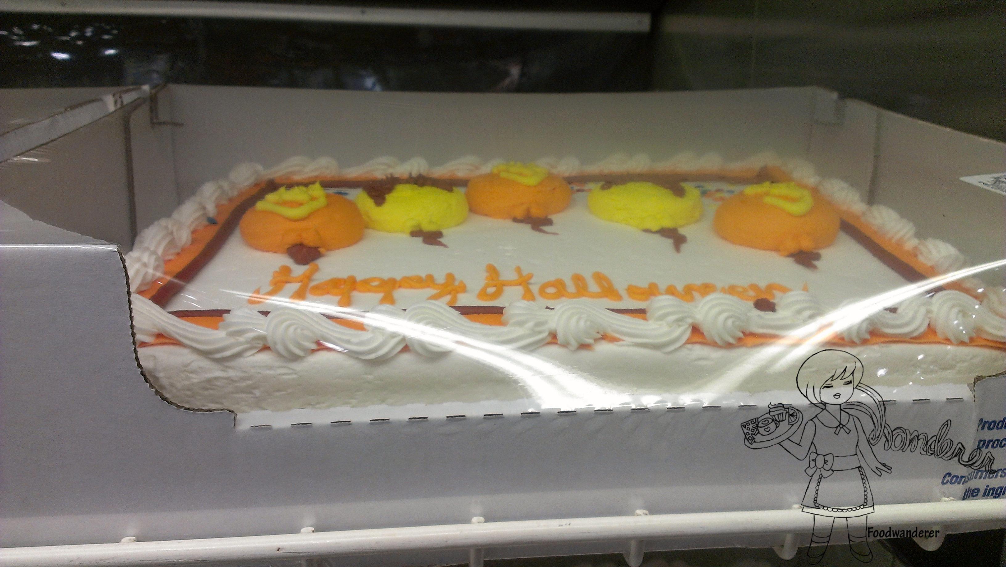 8 Photos of Halloween Cupcakes Cake Costco