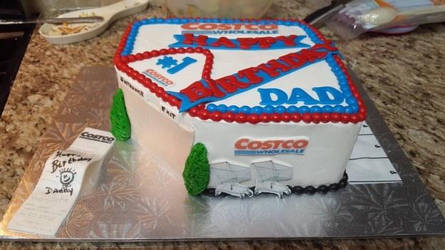 9 Photos of Costco Custom Made Cakes