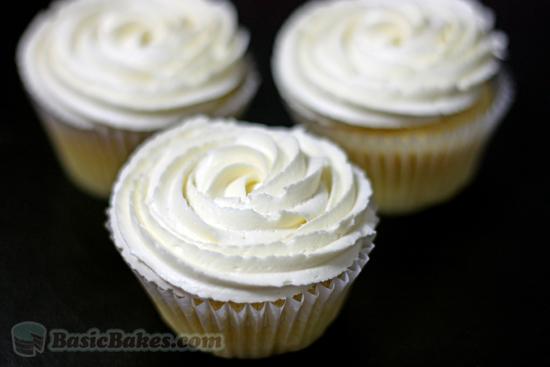 Cupcakes Condensed Milk