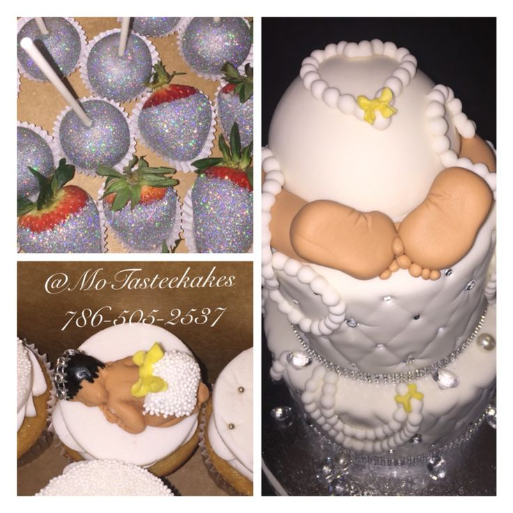 Diamonds and Pearls Baby Shower Ideas
