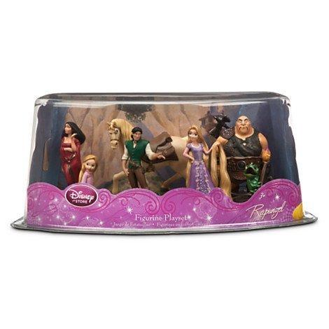 Disney Rapunzel Tangled Figurines