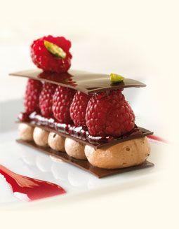 Easy Elegant Chocolate Desserts