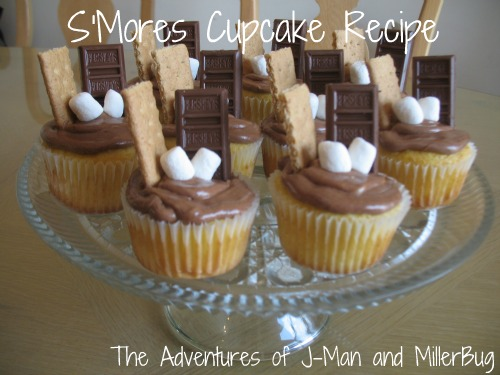 Easy S'mores Cupcakes Recipe