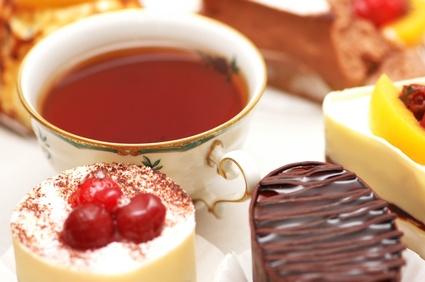 English Tea Time Recipes