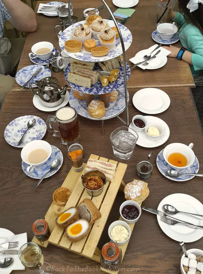 English Tea Time Sandwiches