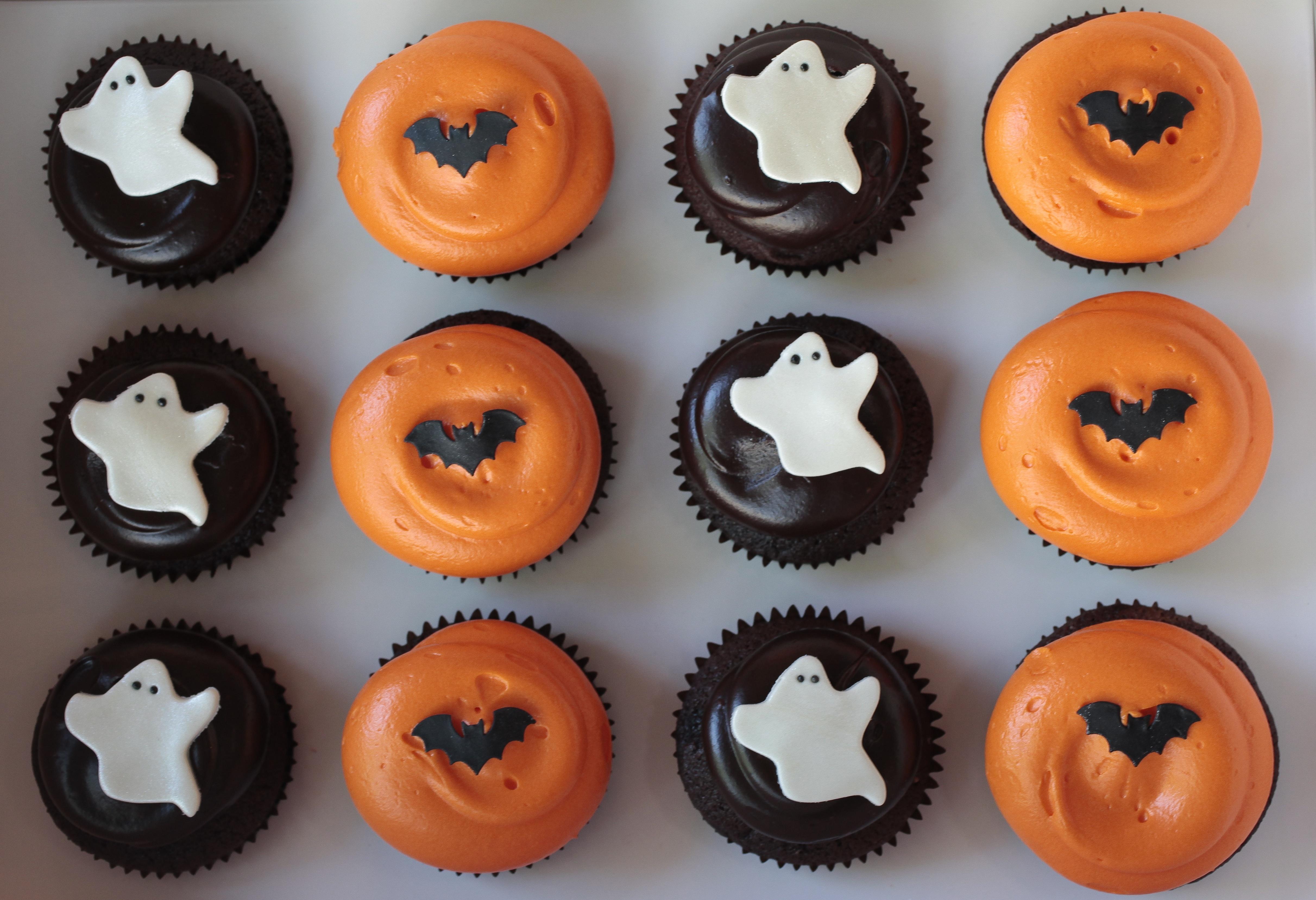 Georgetown Cupcake Halloween