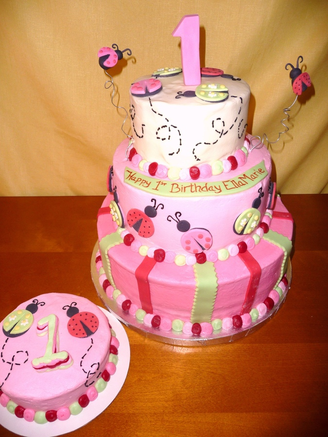Girls Birthday Cake Designs