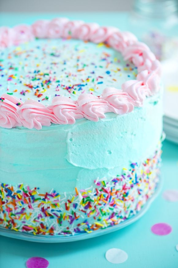 Ice Cream Cake for Birthday Parties