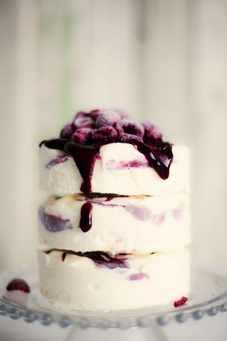 Ice Cream Wedding Cake Ideas