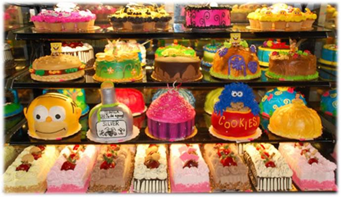 Market Basket Store Birthday Cakes