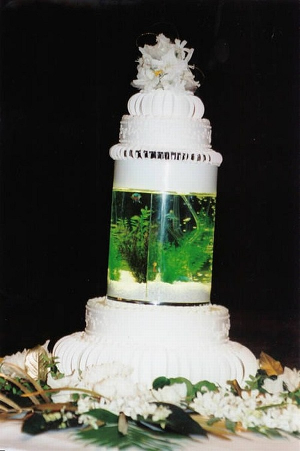 Most Unique Wedding Cakes