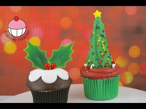 My Christmas Tree Cupcake Addiction