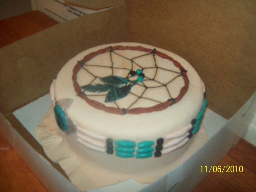 Native American Birthday Cake Designs