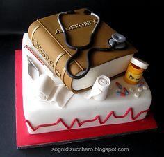 Nurse Birthday Cake Ideas