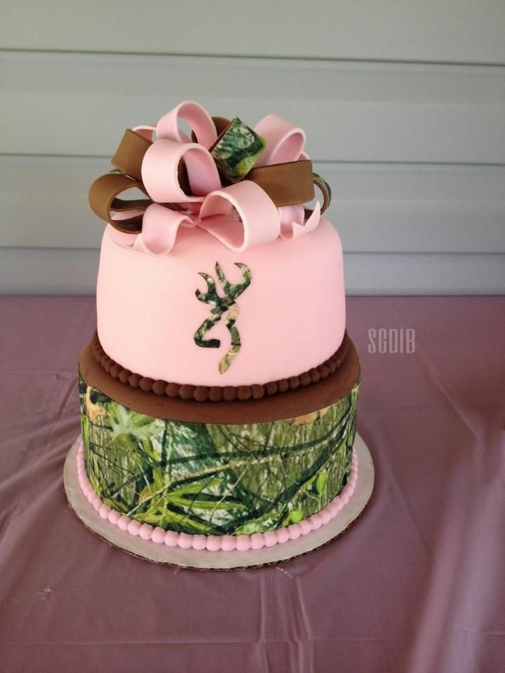 13 Photos of Browning Cakes For Ideas