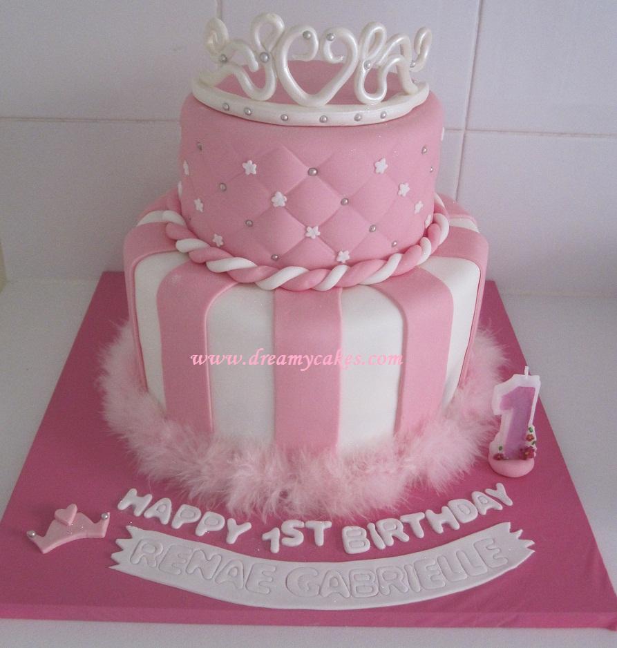 Princess Cake Designs