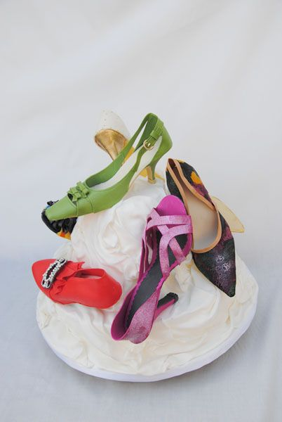 Shoes That Look Like Real Cake