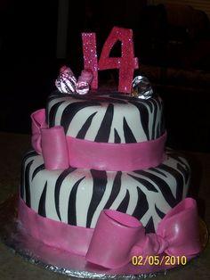Teen Girl Cakes