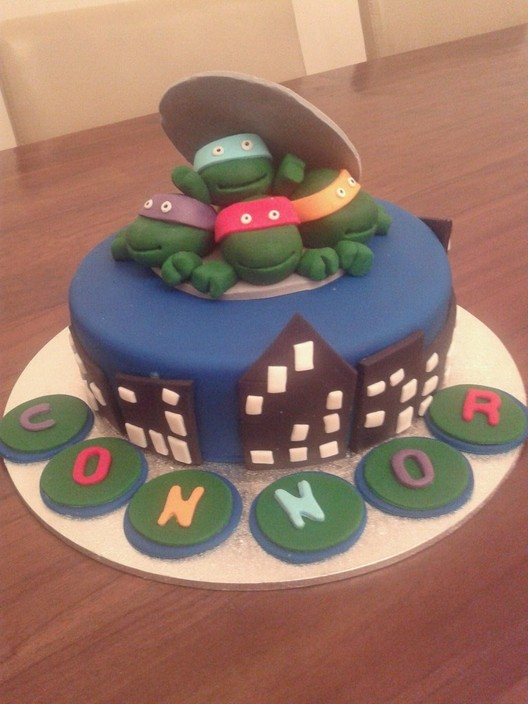 10 Photos of Costco Birthday Cakes Teenage Mutant Ninja Turtle
