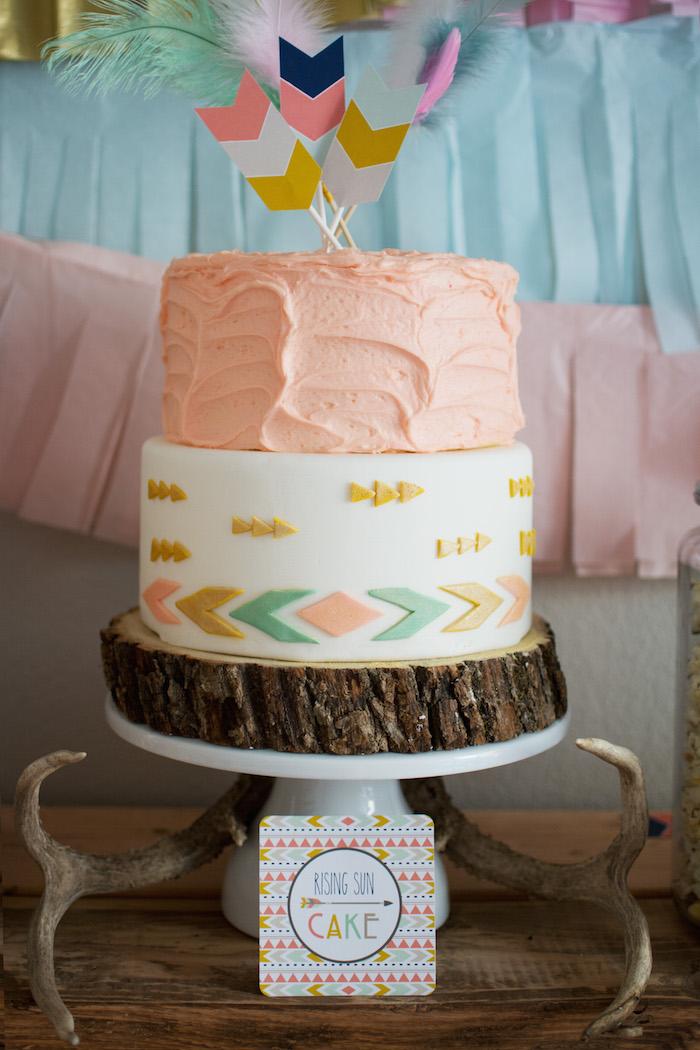 Tribal Princess Birthday Party
