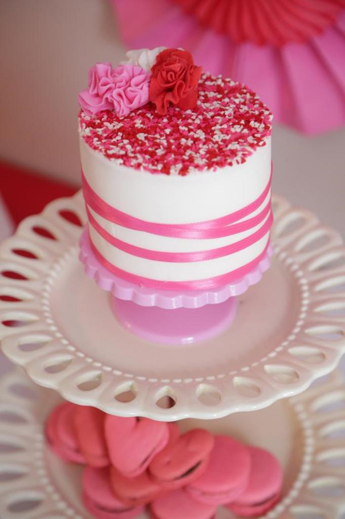 Valentine's Day Sweet Table Ideas