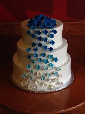 Wedding Cake Ice Cream